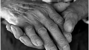 manos madre